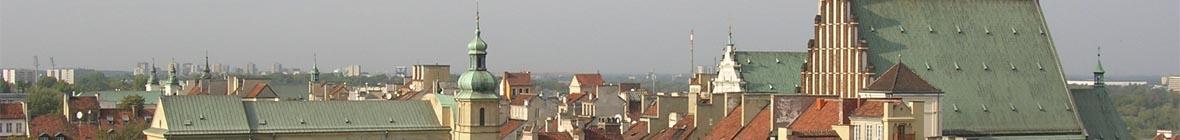 Varsovia. Guía de viajes y turismo